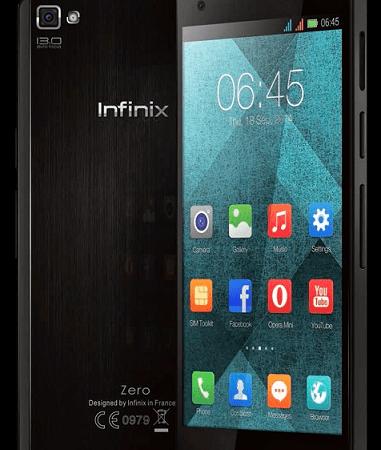INFINIX ZERO Will Trump Blackberry Z3 In The Nigerian Market