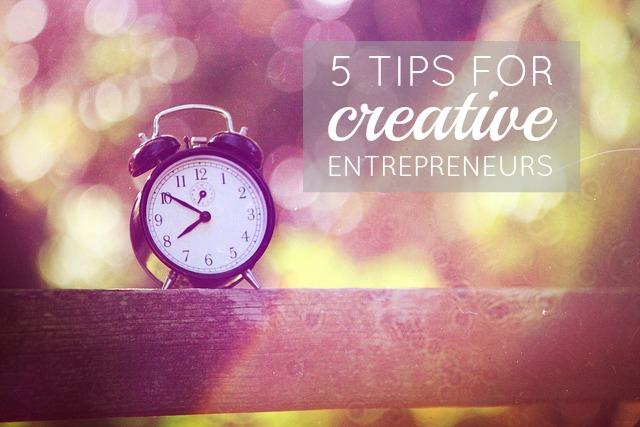 5 tips for creative African entrepreneurs