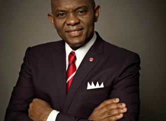 Tony Elumelu shares Throwback picture: Here's what we discovered