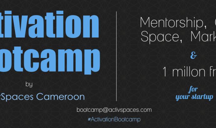 Cameroon's 1st Startup Accelerator ActivSpaces Calls For Application