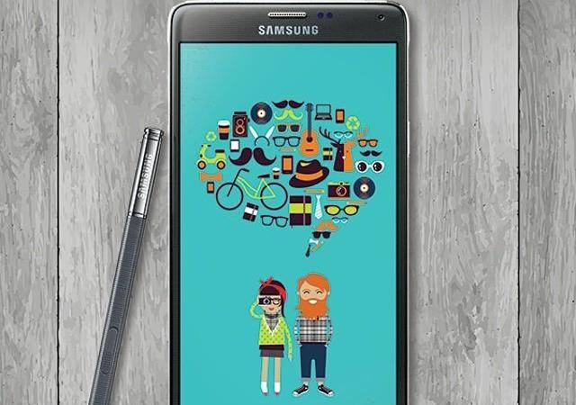 @chastecharity Inspired #SocialStartUpSat With Samsung To Market GalaxyNote 4 Smartphone
