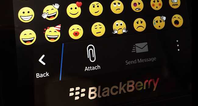 Does Blackberry Still Have A Place In The Market?