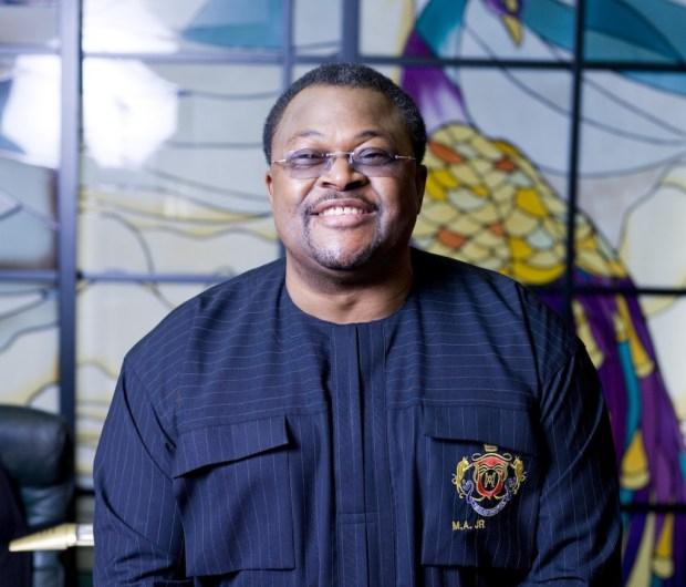 GLobacom Nigeria Chairman Mike Adenuga