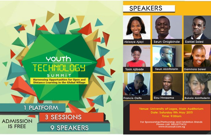 Event: Youth Technology Summit 2015