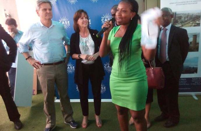WeCyclers Wins Steve Case Foundation's $55,000 Pitch Competition