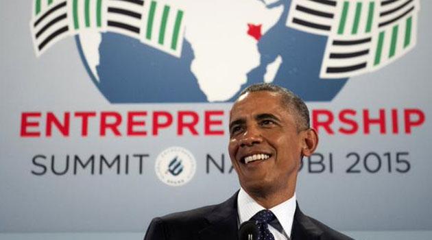 Full Text: President Obama's Entrepreneurship Speech in Nairobi During GES 2015