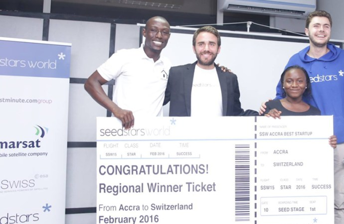Church Management App Asoriba Wins Seedstar Ghana Competition