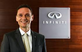Infinity President, Roland Krueger