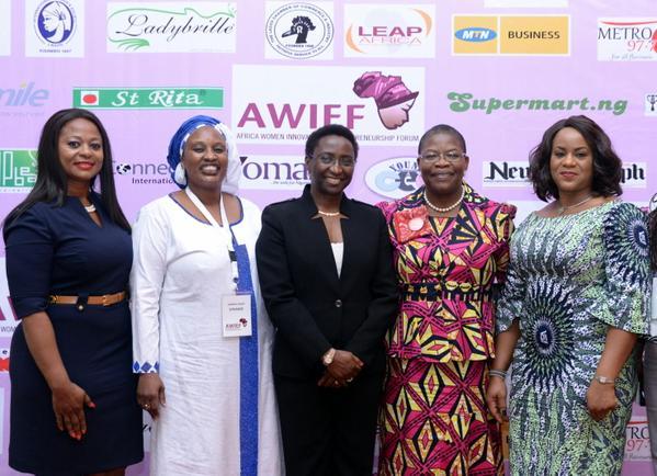 PHOTOS: Women Entrepreneurs gather for the Africa Women Innovation and Entrepreneurship Forum (AWIEF) in Lagos