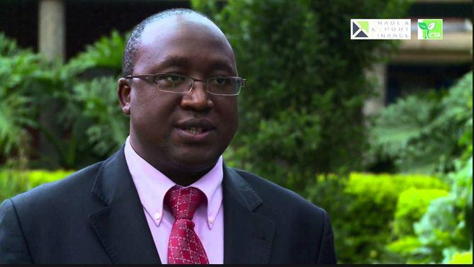Gerald Masila, Executive Director, EAGC