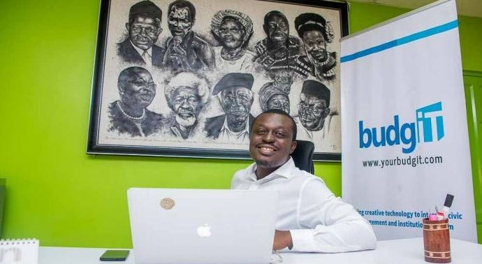 Seun Onigbinde's BudgIT competes with other African startups for $70,000 at the SME Empowerment Innovation Challenge