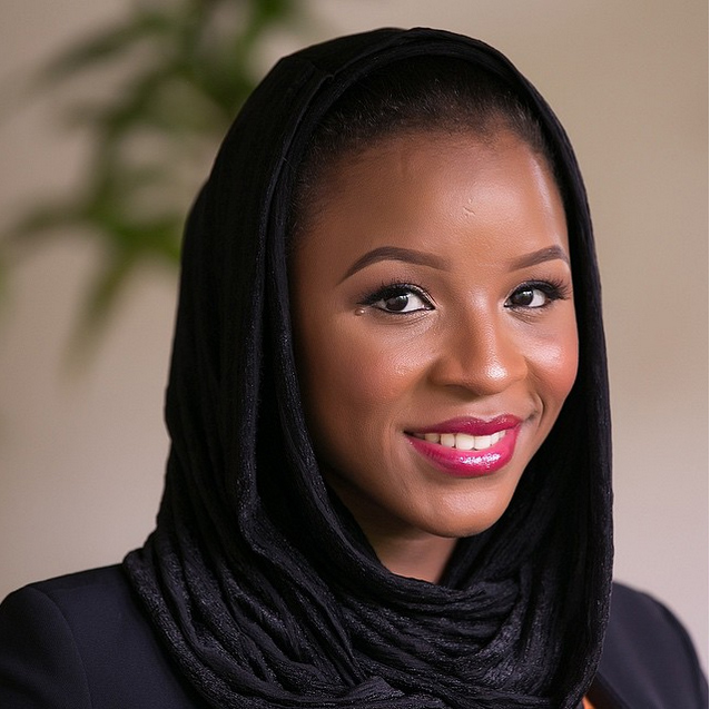 Aisha Augie-Kuta; CEO MeerMaad Networks Limited; Co-founder, The Photowagon