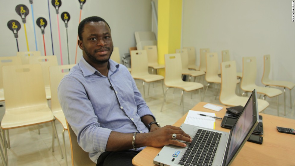 Towunmi Coker - Founder, Towunmi Coker Literary Initiative