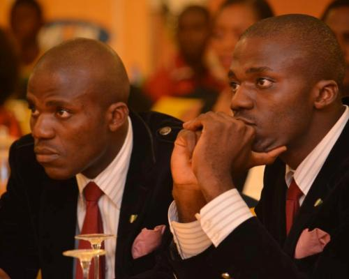 Tobias and Titus Igwe - Founders of Speedmeals