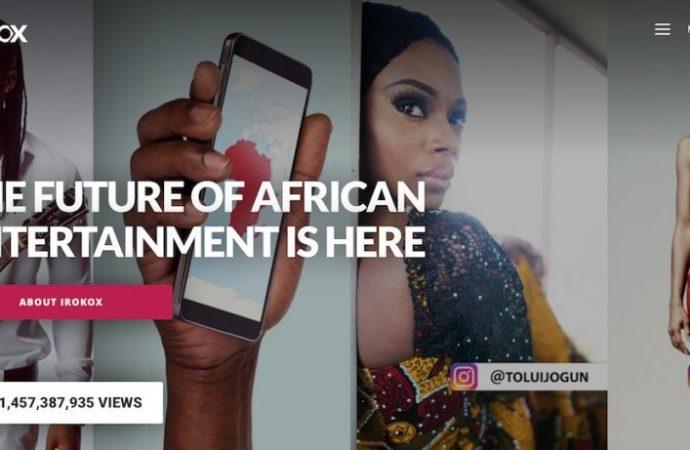 IROKO launches new African digital media platform, IROKOX