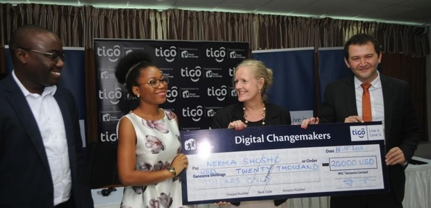 Digital changemakers competition