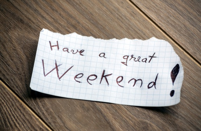 Are you an entrepreneur? Here are 5 ways you can unwind this weekend