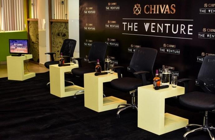 The Venture 2016: Apply to win Chivas Regal $1 million start-up fund