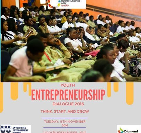 Youth Entrepreneurship Dialogue: Register now to attend