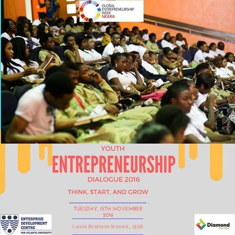 Youth Entrepreneurship Dialogue