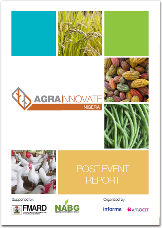 Agra Innovate West-Africa