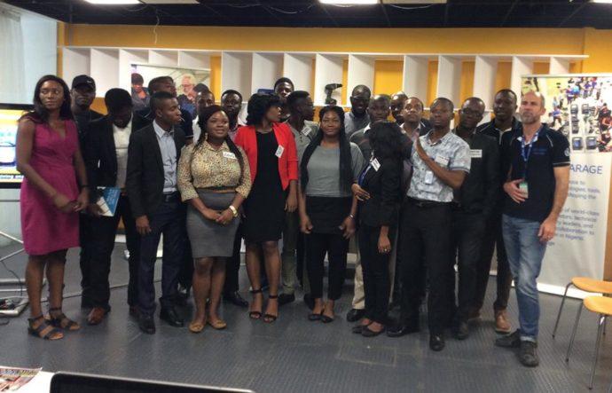 GE Lagos Garage: See list of 27 finalists as training begins