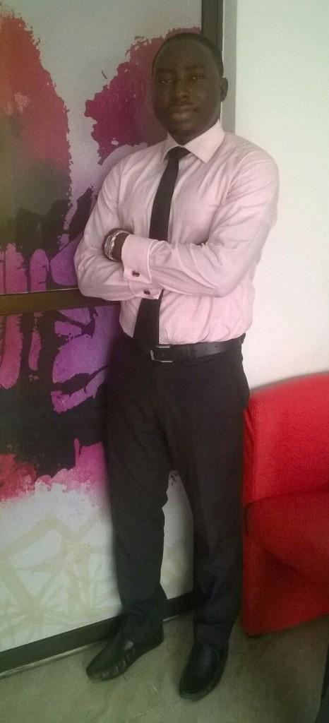 Joseph Iruafemi, Founder, NowShowing