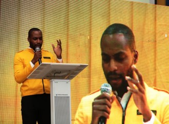 Okada Books founder Okechukwu Ofili shares insights on joggling paid employment and business