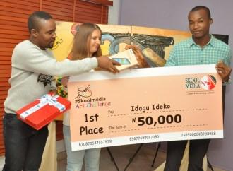 SkoolMedia Hosts TGIF to Celebrate Winners of #ArtTech Challenge