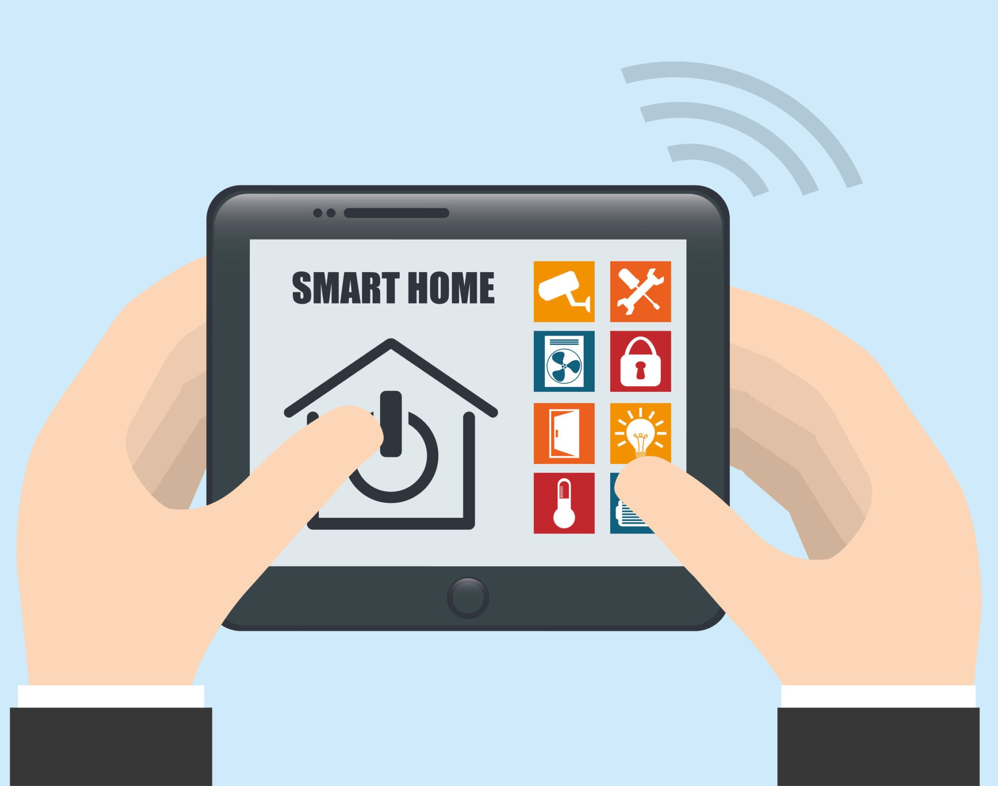 study: north america to reach 42.6 million smart homes by 2020