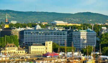TeliaSonera Norway Oslo smart lighting