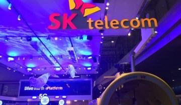 SK Telecom IoT network