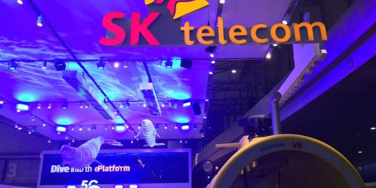 SK Telecom IoT network loRa