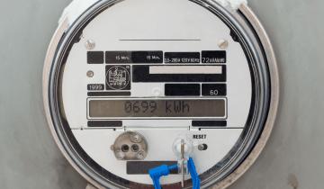 enron digital energy meter bell