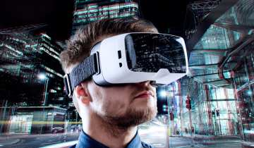 nokia 5G virtual reality