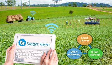iot smart farmi precision agriculture