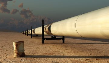 oil and gas pipeline IoT