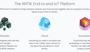 samsung artik iot developer