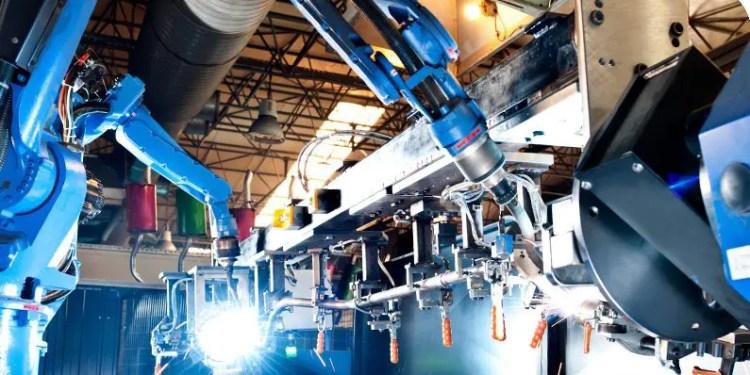 manufacturers NEC smart manufacturing
