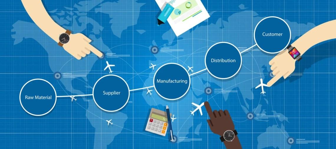 supply chain management sigfox