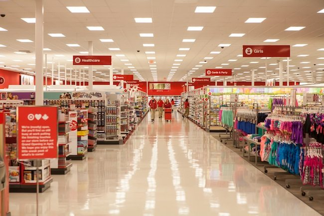 Exceptionnel Target Uses Smart Lights To Track Customers