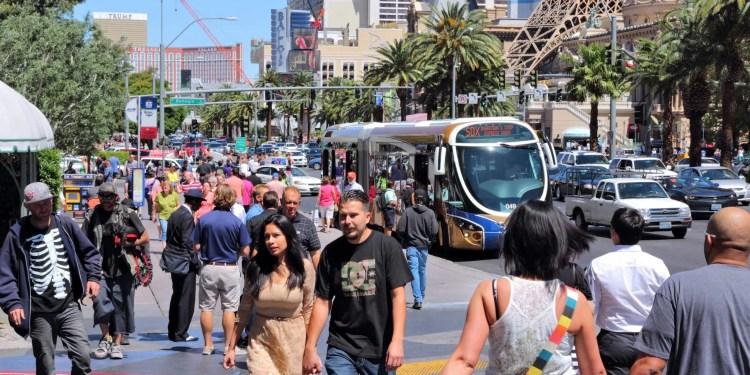 actility las vegas buses