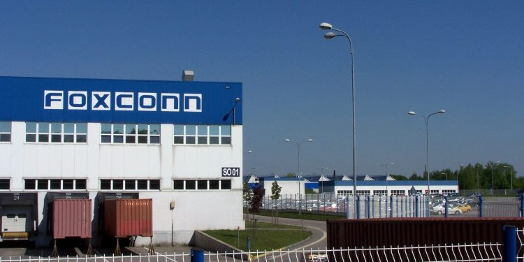 foxconn industrial iot