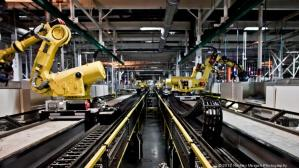Smart manufacturing attracting investment from major players