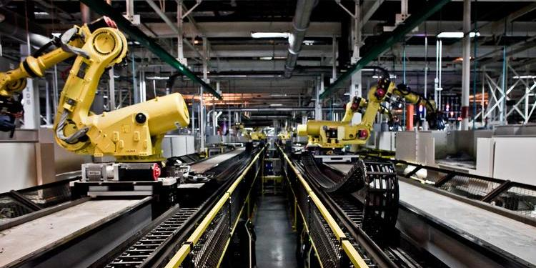 smart manufacturing IoT