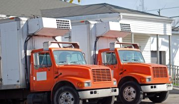 cold chain supply chain refrigerated trucking