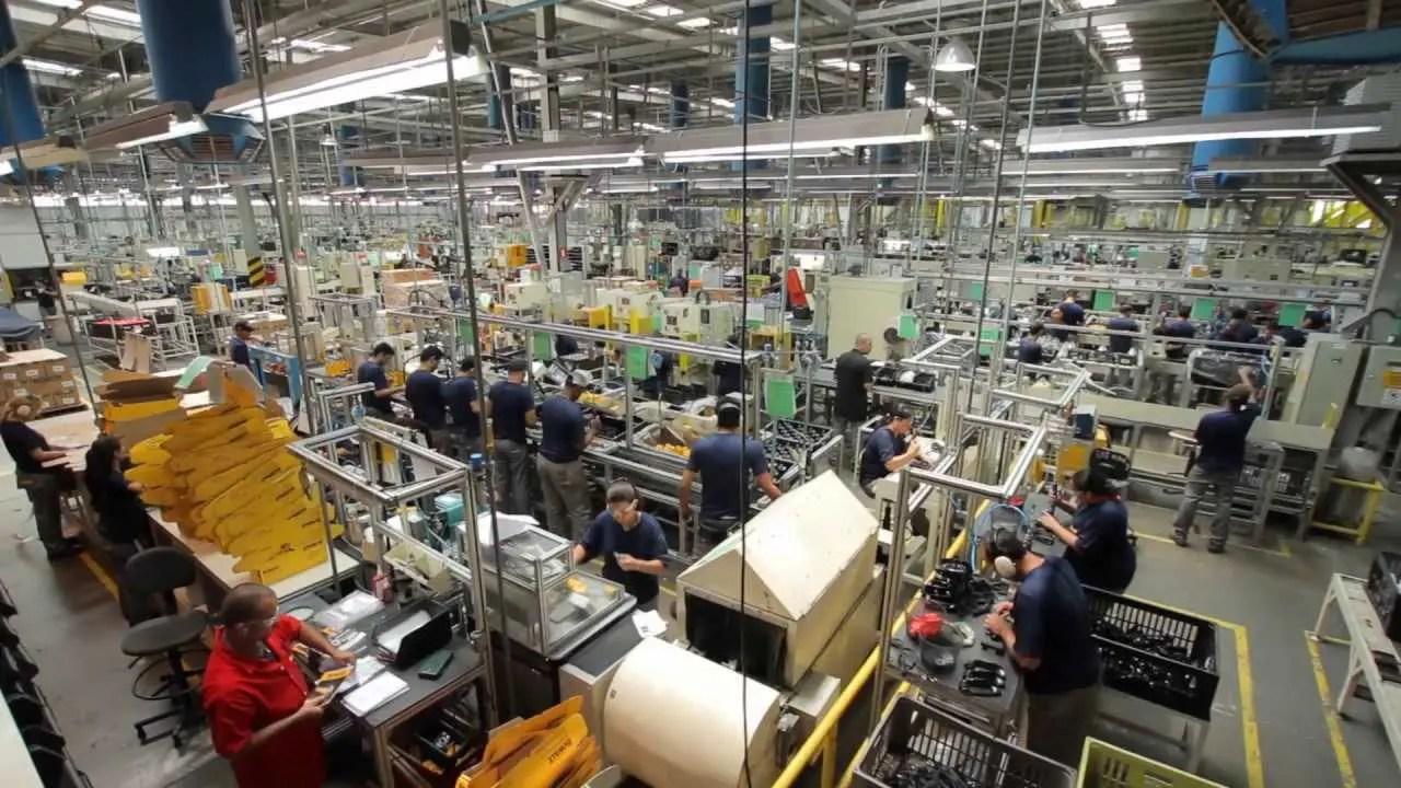 Three smart factory case studies