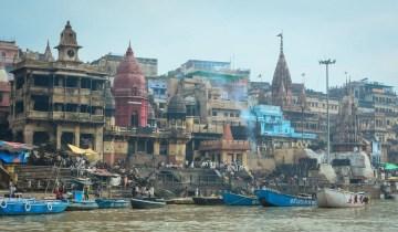 IoT Microsoft Ganges River