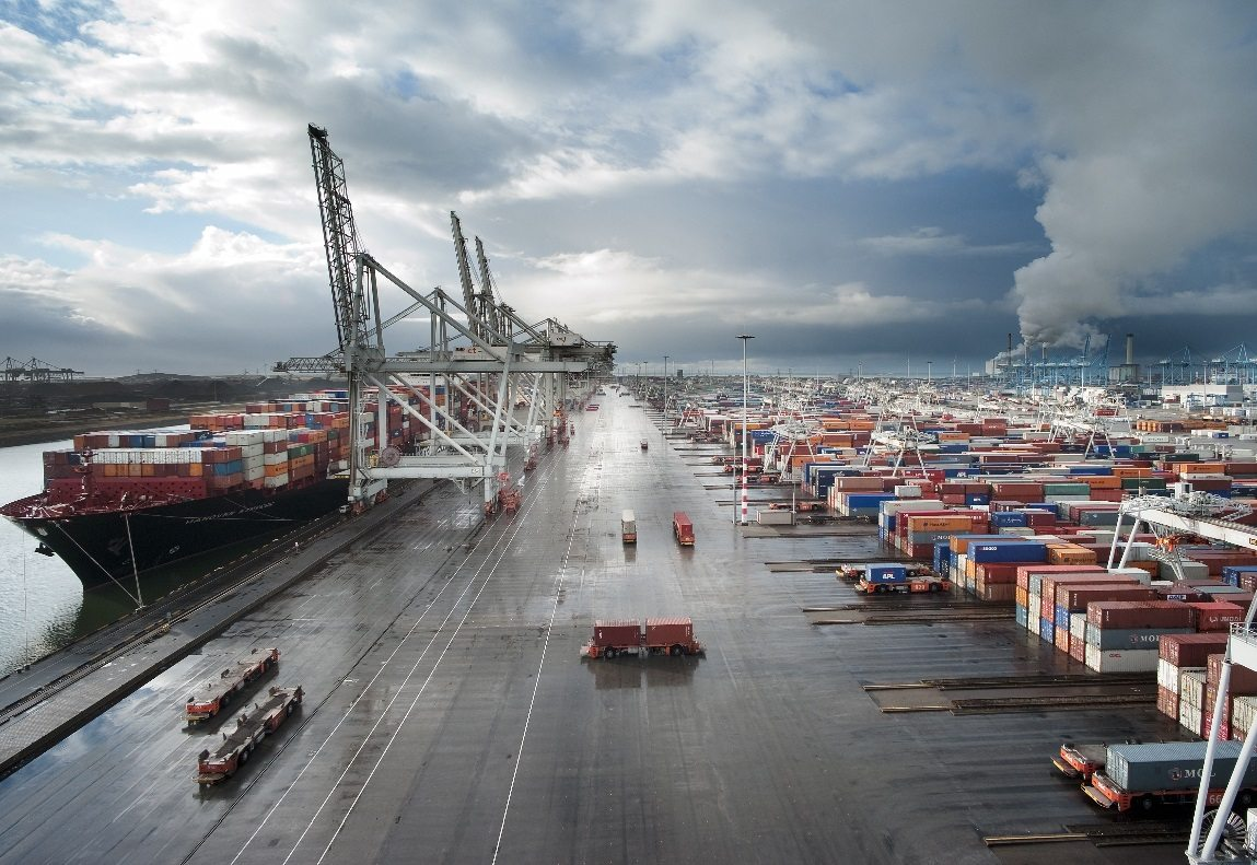 Port of Rotterdam extends private LTE setup to drive