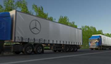 automated trucks